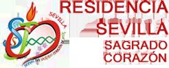 Residencia Universitaria Sevilla – Sagrado Corazón Logo