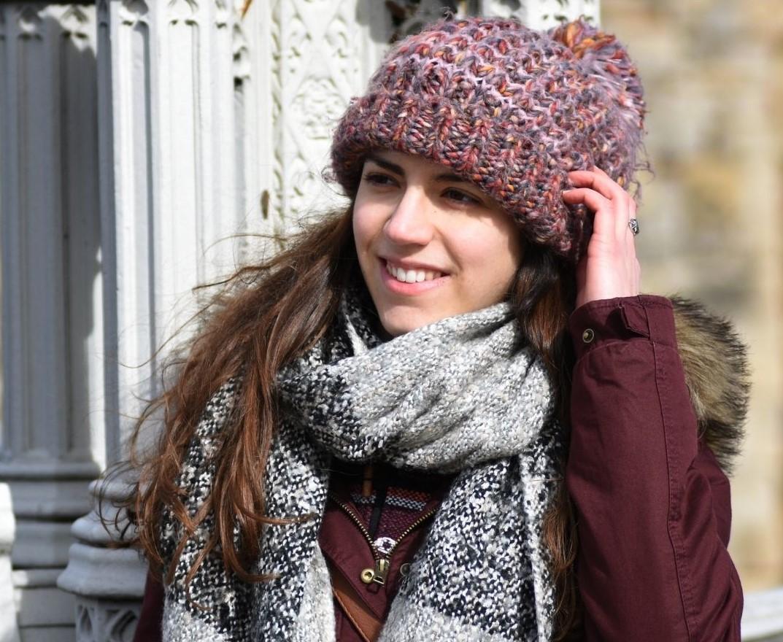 Combatir el frío pero sin perder el estilo